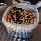 0912_Black beans and ukwa
